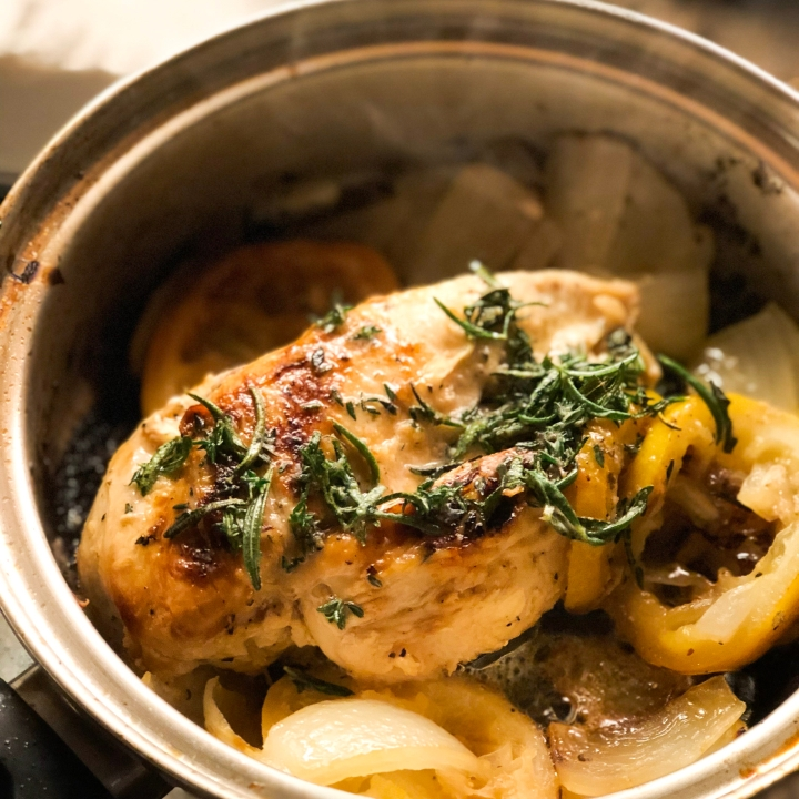 Herb Butter Chicken